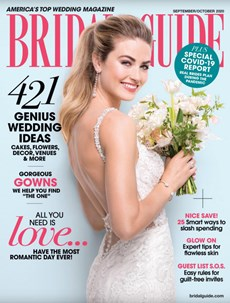 Bridal Guide | 9/2020 Cover