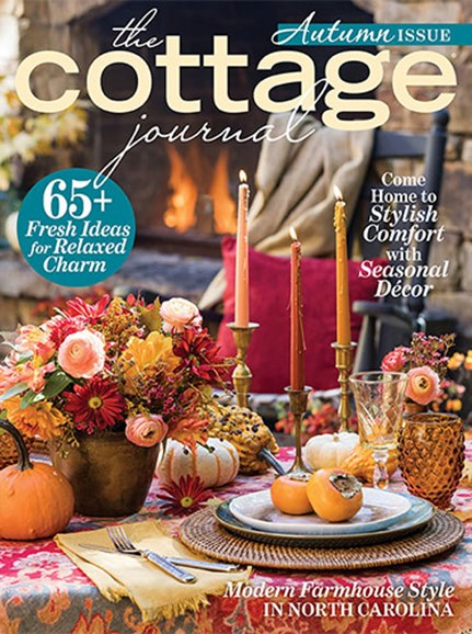 The Cottage Journal Cover - 9/1/2020