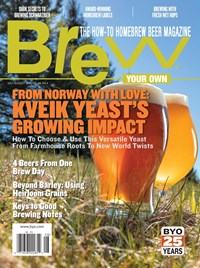 Brew Your Own | 7/2020 Cover