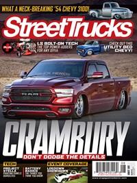 Street Trucks Magazine   8/2020 Cover