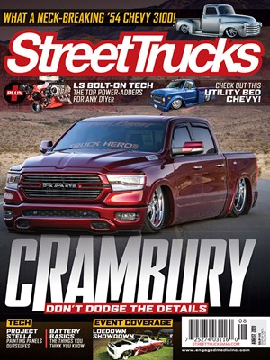 Street Trucks Magazine | 8/2020 Cover