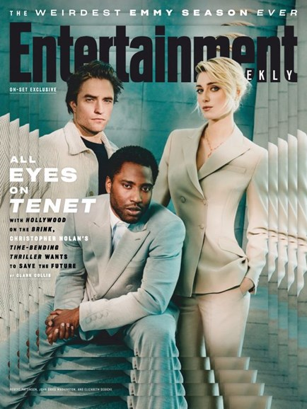 Entertainment Weekly Cover - 7/1/2020