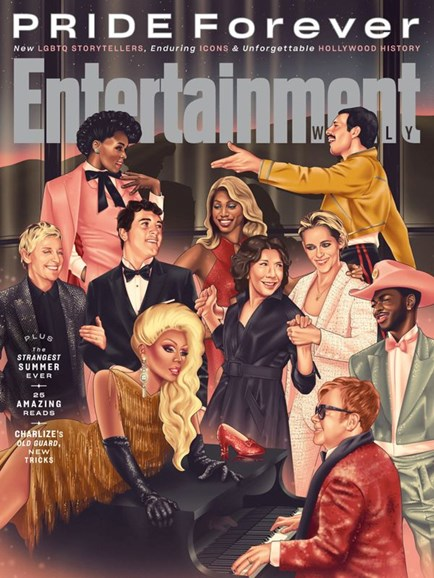 Entertainment Weekly Cover - 6/1/2020