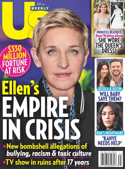 Us Weekly Cover - 8/3/2020