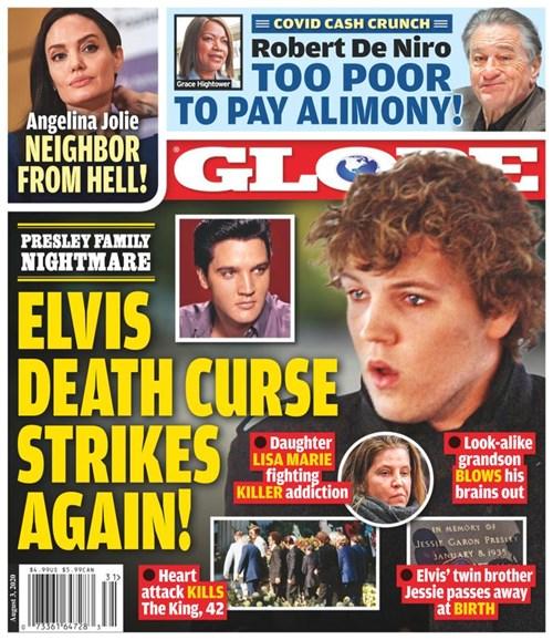 Globe Cover - 8/3/2020
