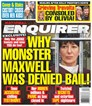 The National Enquirer | 8/3/2020 Cover