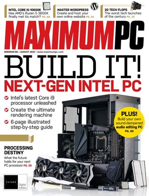 Maximum PC | 8/1/2020 Cover
