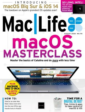 Mac Life (non-disc Version) | 8/1/2020 Cover