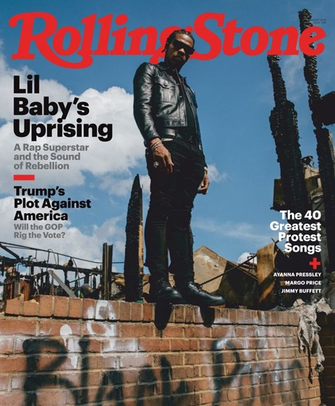 Rolling Stone Cover - 8/1/2020