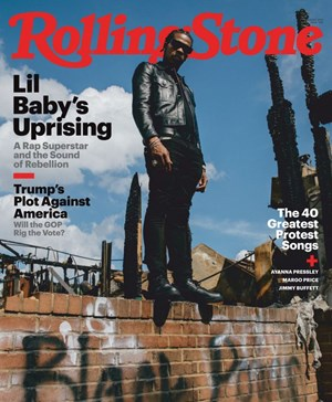 Rolling Stone Magazine | 8/2020 Cover