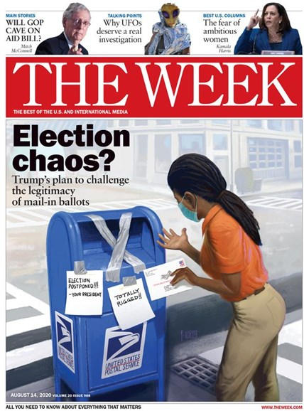 The Week Cover - 8/14/2020
