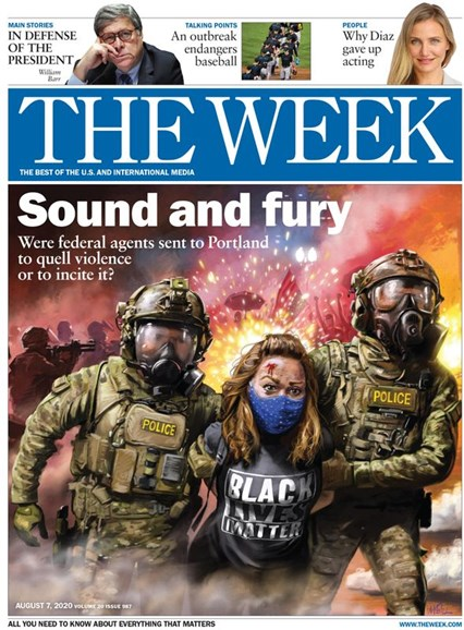 The Week Cover - 8/7/2020