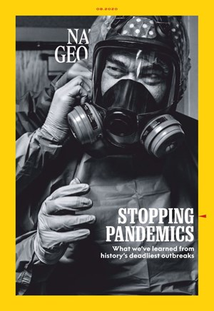 National Geographic Magazine | 8/2020 Cover
