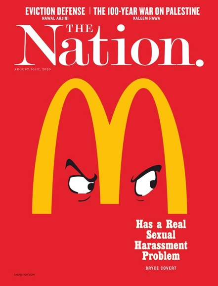 The Nation Cover - 8/10/2020