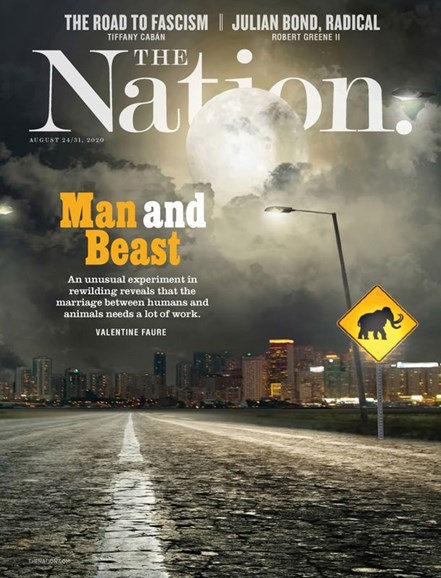 The Nation Cover - 8/24/2020