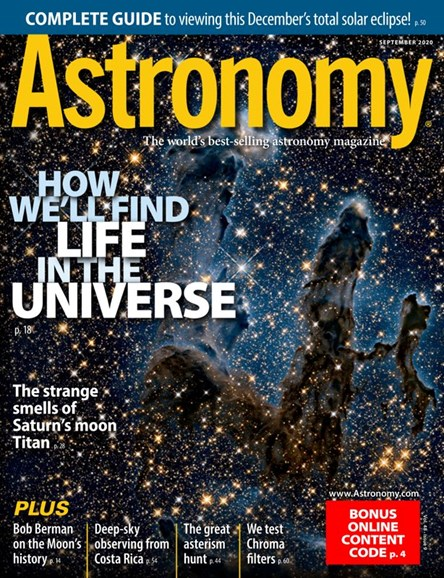 Astronomy Cover - 9/1/2020