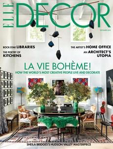 ELLE DECOR | 9/2020 Cover