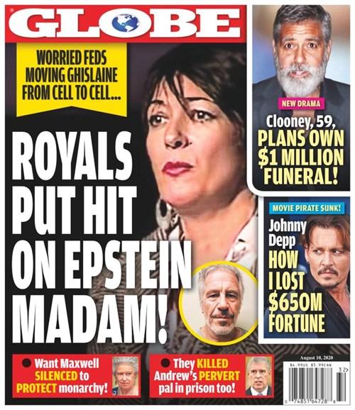 Globe Cover - 8/10/2020