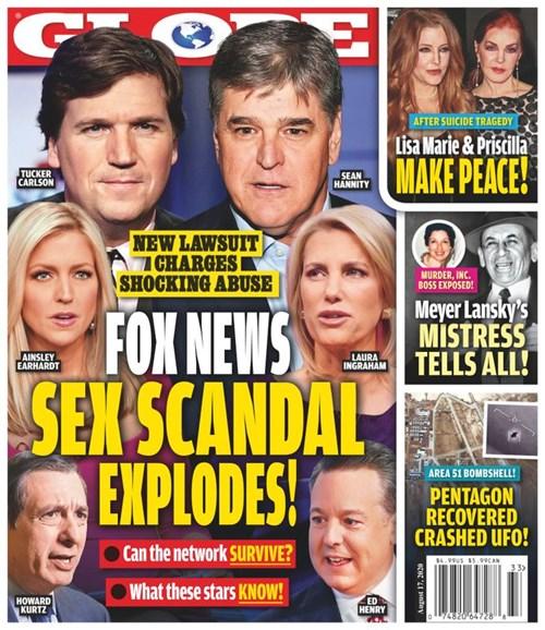 Globe Cover - 8/17/2020