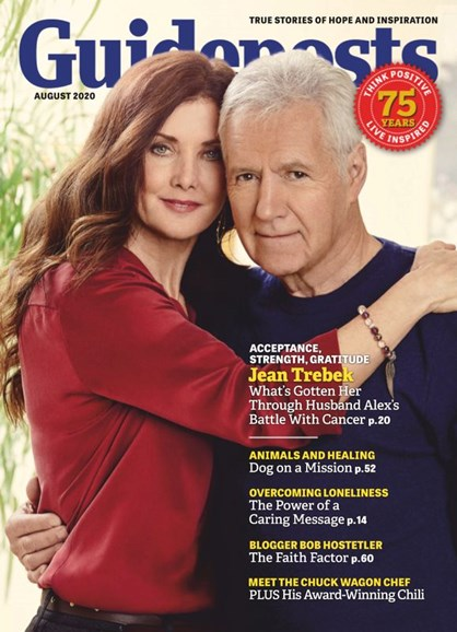 Guideposts Cover - 8/1/2020