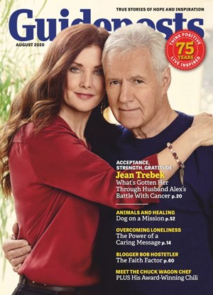 Guideposts Magazine | 8/2020 Cover