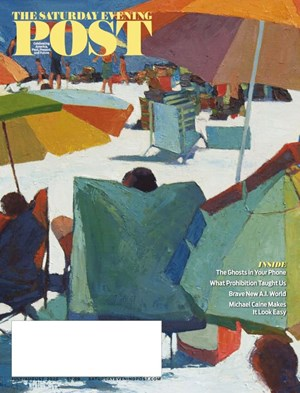 The Saturday Evening Post Magazine | 7/2020 Cover