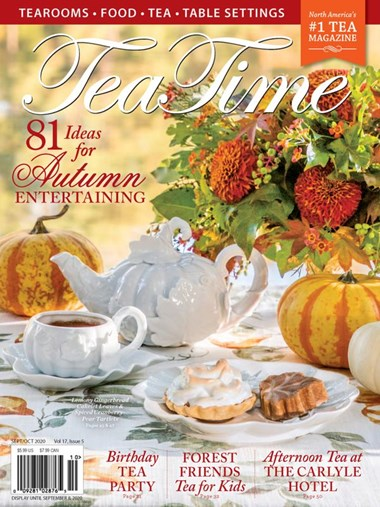 Tea Time   9/2020 Cover