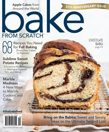 Bake From Scratch | 9/2020 Cover