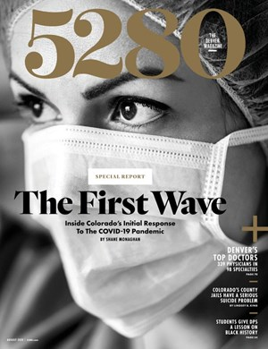 Denver Magazine | 8/2020 Cover