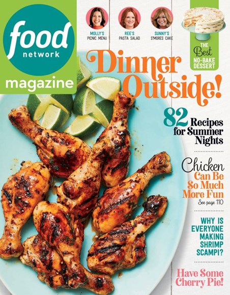 Food Network Cover - 9/1/2020