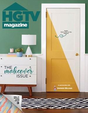 HGTV Magazine | 9/2020 Cover