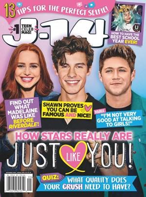 J14 Magazine | 9/1/2020 Cover