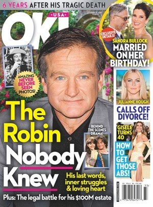 Ok Magazine | 8/17/2020 Cover