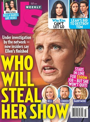 Us Weekly Magazine | 8/17/2020 Cover