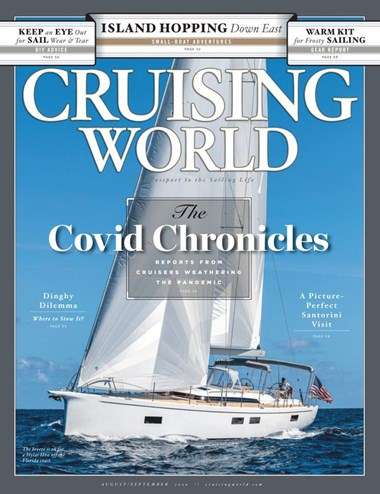Cruising World | 9/2020 Cover