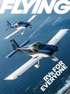 Flying Magazine | 9/2020 Cover