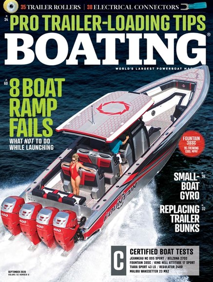 Boating Cover - 9/1/2020