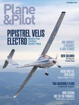 Plane & Pilot Magazine | 9/2020 Cover