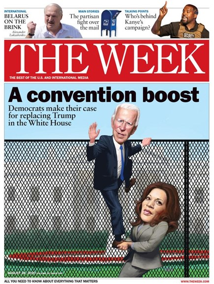 The Week Cover - 8/28/2020