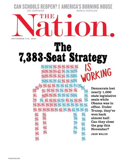 The Nation Cover - 9/7/2020