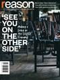 Reason Magazine | 8/2020 Cover