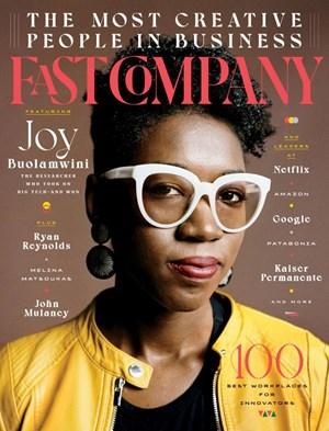 Fast Company Magazine | 9/2020 Cover