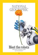 National Geographic   9/2020 Cover