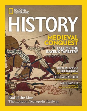 National Geographic History | 9/2020 Cover