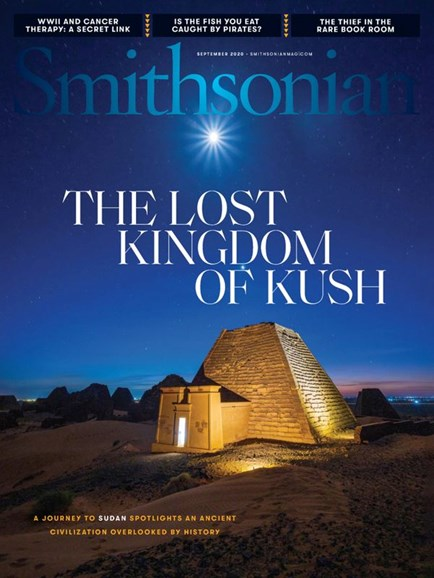 Smithsonian Cover - 9/1/2020