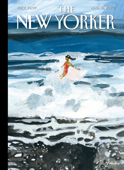 The New Yorker Cover - 8/31/2020