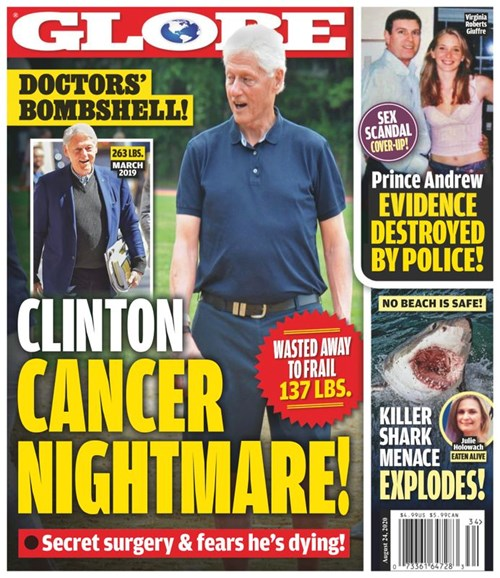 Globe Cover - 8/24/2020
