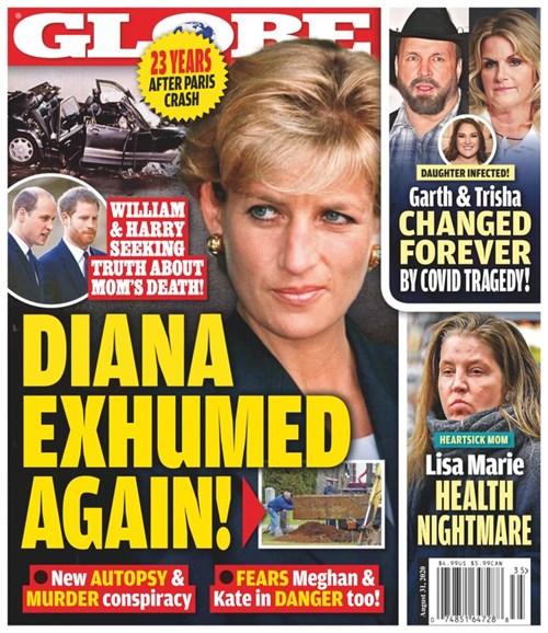 Globe Cover - 8/31/2020