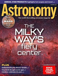 Astronomy | 10/2020 Cover