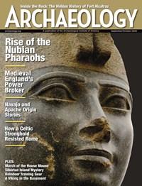 Archaeology Magazine | 9/2020 Cover
